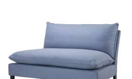 EICHHOLTZ Sofa Maxwell light blue blend