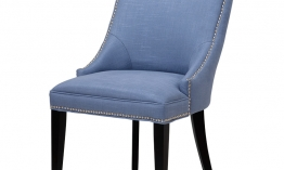 EICHHOLTZ Chair Bermuda light blue blend
