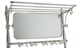 EICHHOLTZ Coatrack Brighton With Mirror
