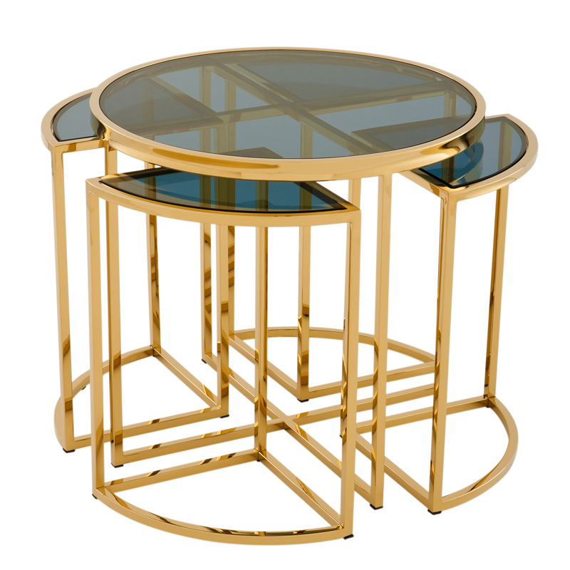 EICHHOLTZ Side Table Vicenza gold