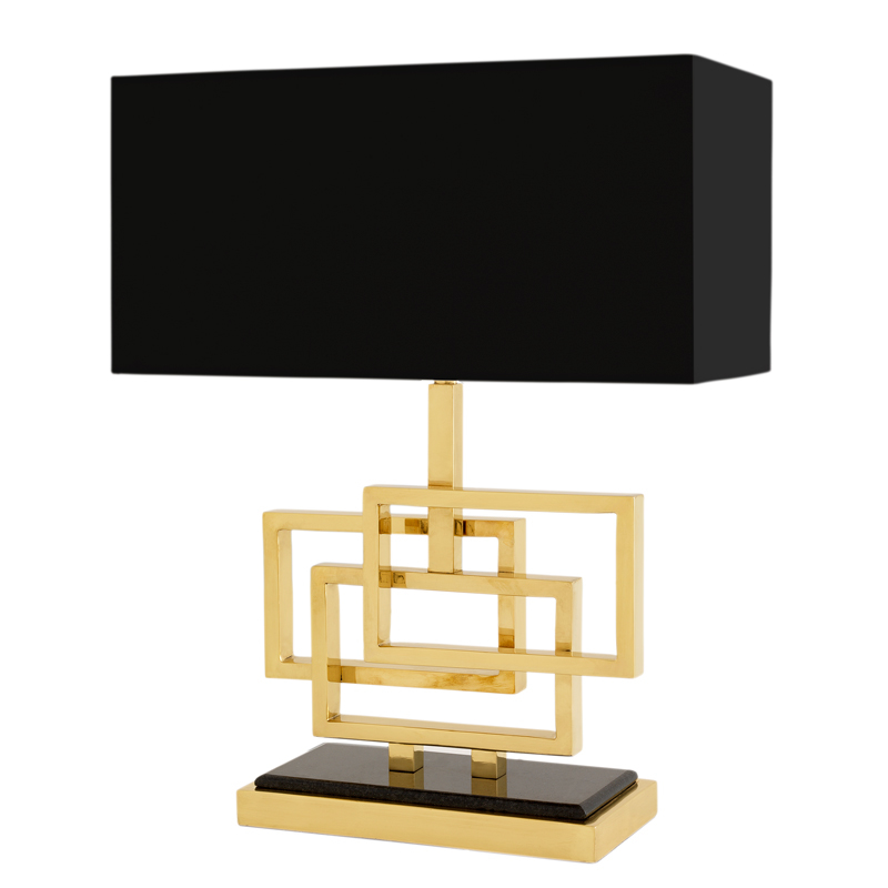 EICHHOLTZ Table Lamp Windolf brass