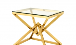 EICHHOLTZ Side table Connor gold