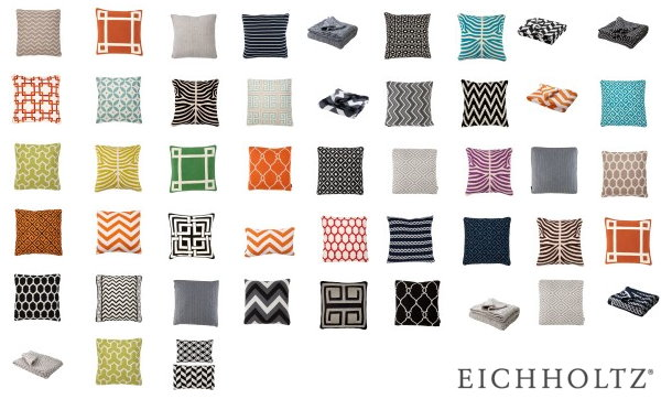 Eichholtz Pillows & Plaids