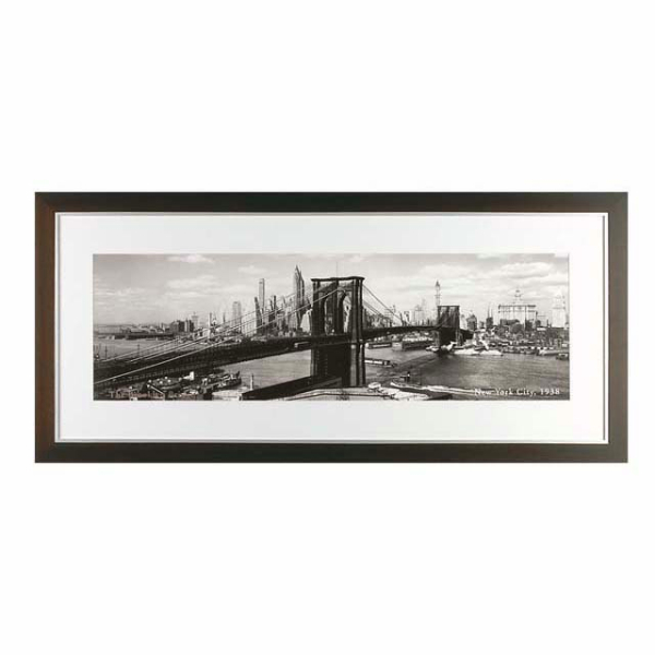 EICHHOLTZ Print The Brooklyn Bridge