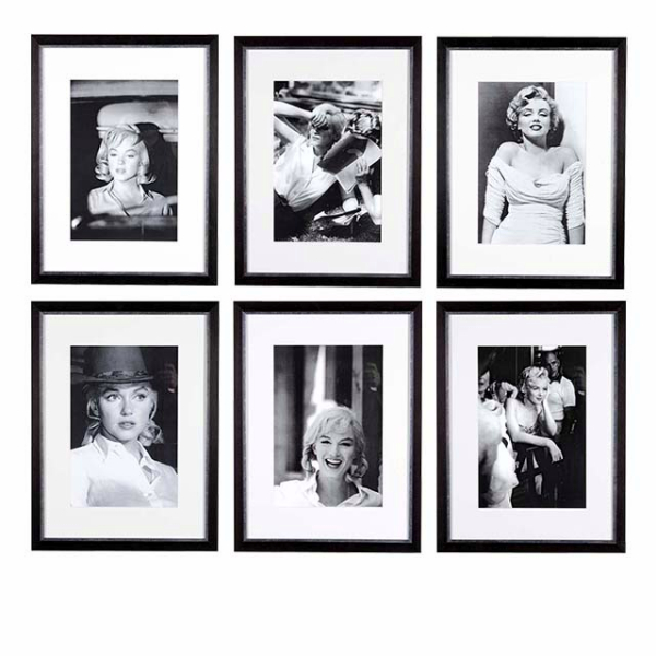 EICHHOLTZ Prints Marilyn Monroe Set von 6
