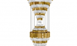 Luxxu Lüster Chandelier Empire XL