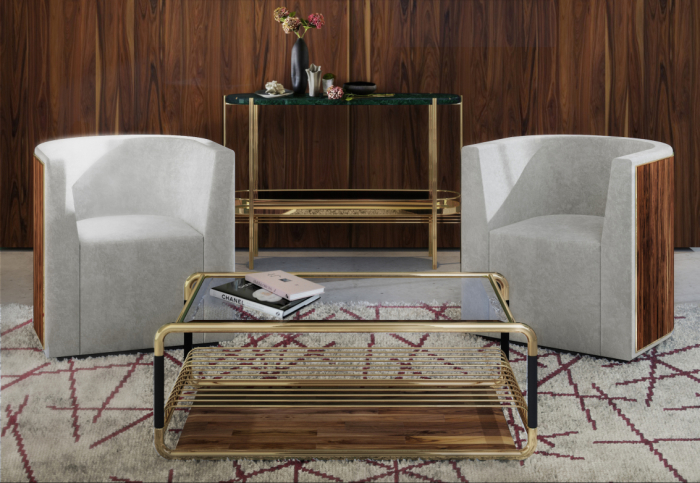 Essential Home grace-armchair-lautner-center-table-and-craig-console